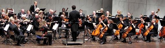 Konsert i KalmarSalen 14 nov. 2010