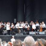 Kalmar Symfoniorkester har bildats under ledning av dirigent Kajsa Boström